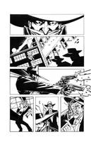 The Shadow One Shot Page 6 by anthonymarques