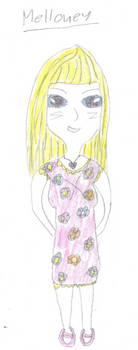 Miss Melloney by MCtheGirL