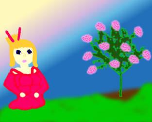 Flower GirL by MCtheGirL