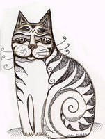 Katze by karincharlotte