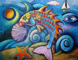 Big Fish by karincharlotte