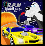 R.P.M Ep#8-Poster by 94eliasdesing