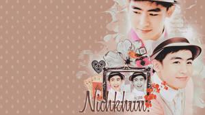 Nichkhun wallpaper by ZTHTK