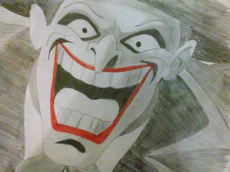 Joker by BlackAnubis452