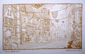 Town design by petura