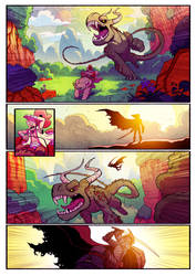 Monster Hunter Page 1 of 2 by petura
