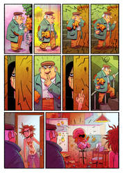 Mommy Comic Page 5 by petura