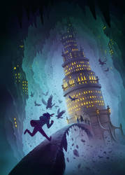 Gabriel Finley and the Raven's Riddle by petura