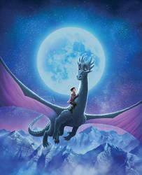Dragon Rider book 1 by petura