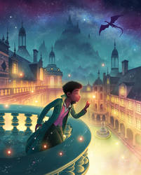 The Girl with the Dragon Heart by petura