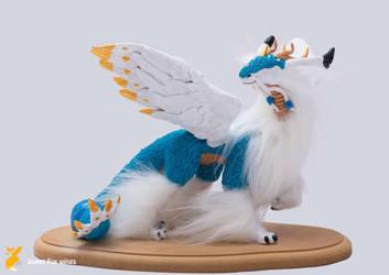 Tea Sculpture by Sweet-Fox-Wings