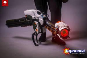 Horizon Zero Dawn Watcher Puppet by Sweet-Fox-Wings