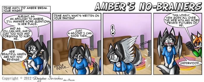 Amber's No-Brainers - Page 13 by Mancoin