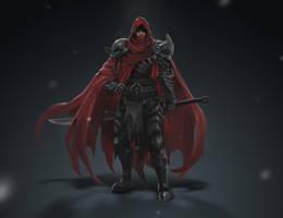 Silent Knight by LeeKent