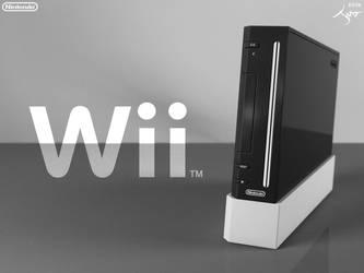 Nintendo Wii by j-martin