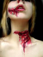 Sliced Open by MarieMystery