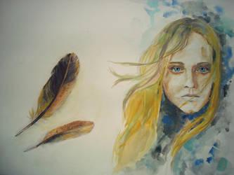 portrait by ViliTsarnakova11