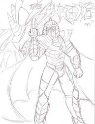 Anime Shredder by Torrential-E