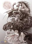 Maligno by artstain