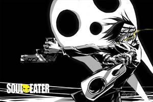 SE_Death the Kid by zzyzzyy