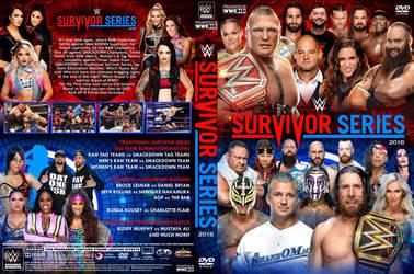 Wwe Survivor Series 2019 Dvd