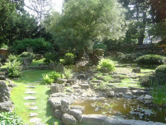 Zen Garten by reflectiveimages