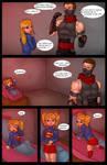 Supergirls n Mr Ninja pg 5 by LexiKimble