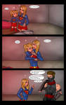 Supergirls and Mr Ninja pg6 by LexiKimble