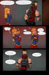 Supergirls n Mr Ninja pg9 by LexiKimble
