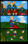 Supergirls n Mr Ninja pg12 by LexiKimble