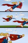 Supergirls vs Mr Ninja pg 31 by LexiKimble