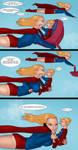 Supergirls and Mr Ninja pg 33 by LexiKimble