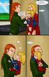 Supergirls VS NinjaGuy pg 38 by LexiKimble