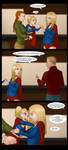 Supergirls and Mr Ninja pg45 by LexiKimble