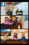 Supergirls and Mr Ninja pg46 by LexiKimble