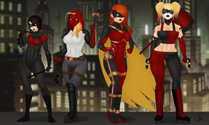 The Robins by LexiKimble