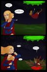 Supergirls and Mr Ninja pg 56 by LexiKimble