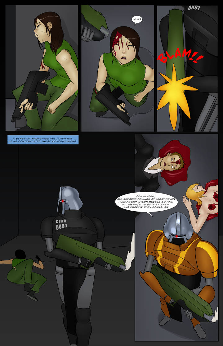 The Forgotten Ones pg 60 by LexiKimble
