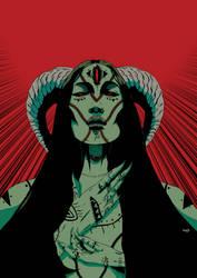 Ancient God V3 by Marvelzukas