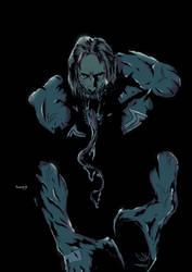 Venom color by Marvelzukas