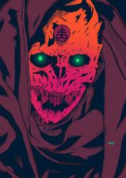 Hanyamask V1 by Marvelzukas