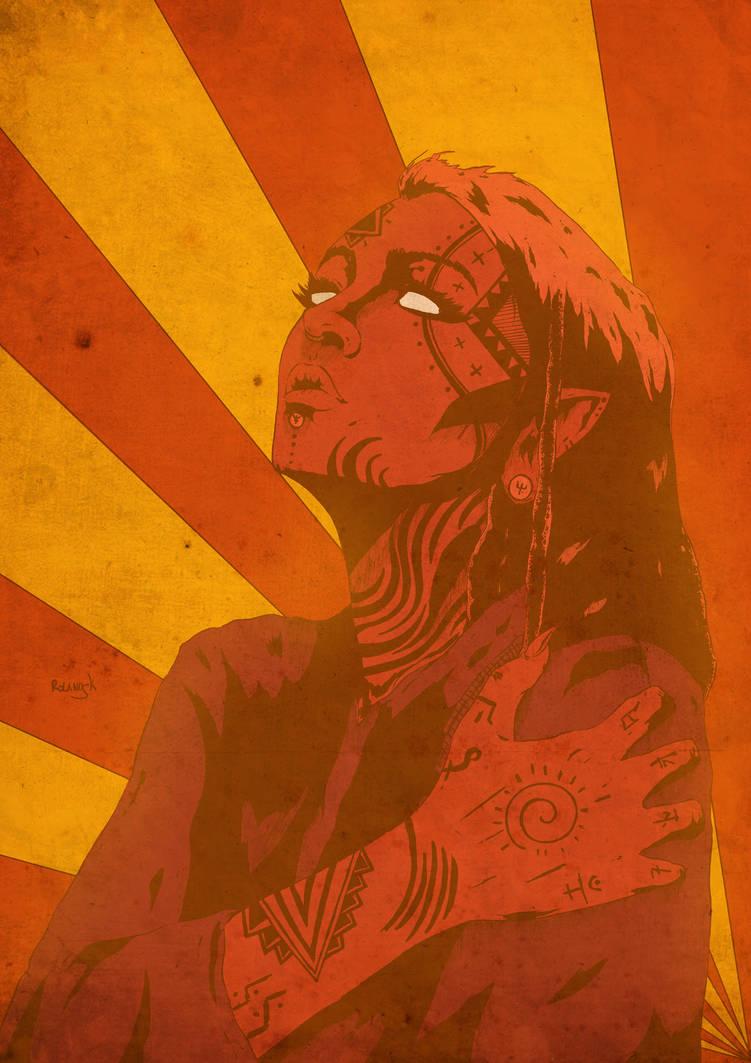 Hidden In The Dark Colo by Marvelzukas