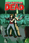 Cosplay Portrait - The Walking Dead by ryuuza-art