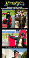 Sasha Nein cosplay by ryuuza-art