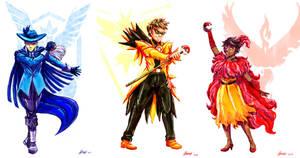 Legendary by ryuuza-art