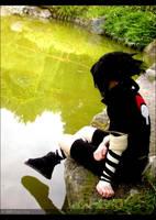 Uchiha Sasuke ++Cosplay+ I + by Fay-lin