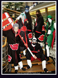Akatsuki Cosplay +I+ by Fay-lin