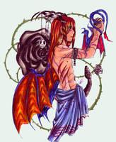 .:Akuma:. by bloodredcry26
