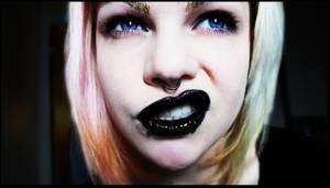 Black. by schtjerna