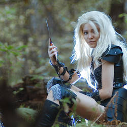 Callisto - Xena Warrior Princess by TophWei